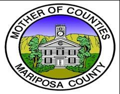Mariposa County Job
