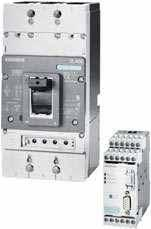 Molded Case Circuit Breakers VL Molded Case Circuit Breakers up to 600A Overview Overview Benefits when it comes to planning Further operating range from 6 to 600A Available for plant, generator and