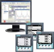 Measuring Devices and Power Monitoring Power Monitoring PCbased power monitoring system Overview 6 Components of the PCbased power monitoring system Power monitoring system with the SENTRON product
