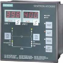 Measuring Device and Power Monitoring Monitoring Devices KC ATC500 transfer control devices Overview Mode of operation 6 The KC ATC500 transfer control device controls the transfer between the main