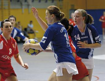 Magazine of the International Korfball Federation IKF U21 European Championship showcases youth skills and development Over the past decade korfball has improved in many ways, as demonstrated at this