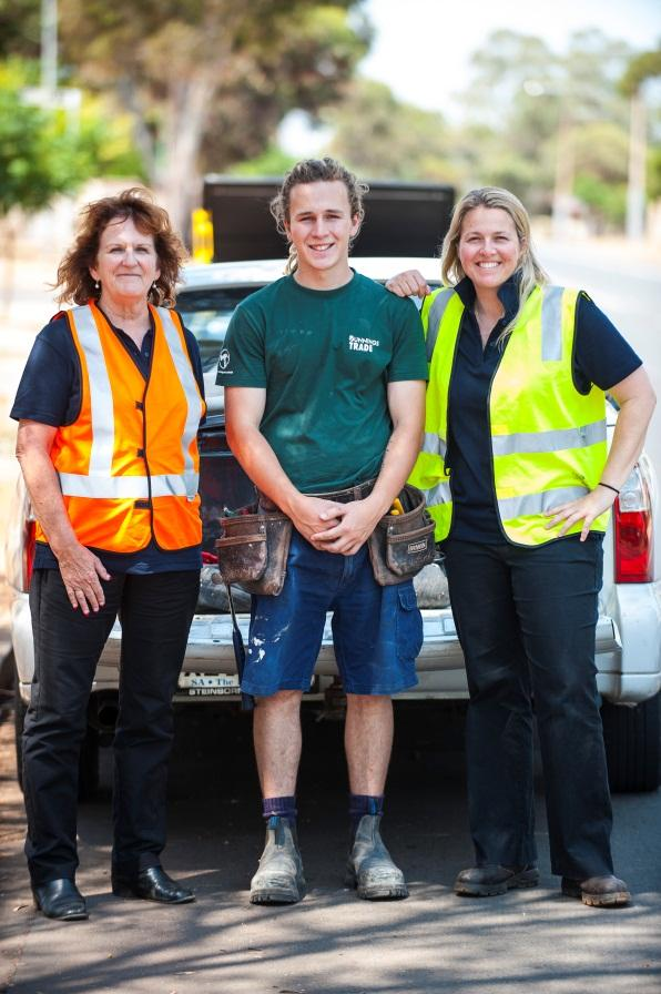 4.3.2 INVOLVEMENT IN THE WORKS PROGRAM Kody was informed by one of his teachers that he had been recommended by the school for work experience with Bettio Builders.