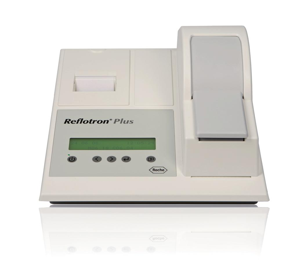 The proven clinical chemistry system for reliable, easy and efficient testing A Point-of-Care system that benefits both You and the patient The Reflotron Plus system is a single test clinical