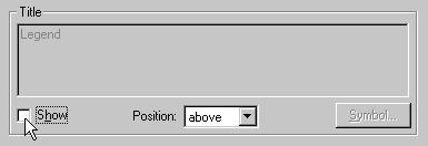 In the Legend Frame area, click the Border dropdown arrow and choose a 1.5 Point solid black border. In the Background area, click the dropdown arrow and click White (at the end of the list).
