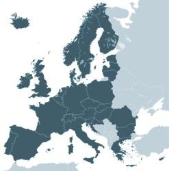 Study area: EU28 + Iceland, Norway &