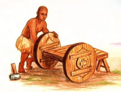 Sumerian Culture Sumerian science and Technology Sumerians invented the wheel, the sail, and