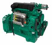 The engines are developed to satisfy OEMs demands, with