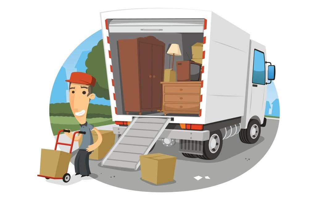 Types of Movers &