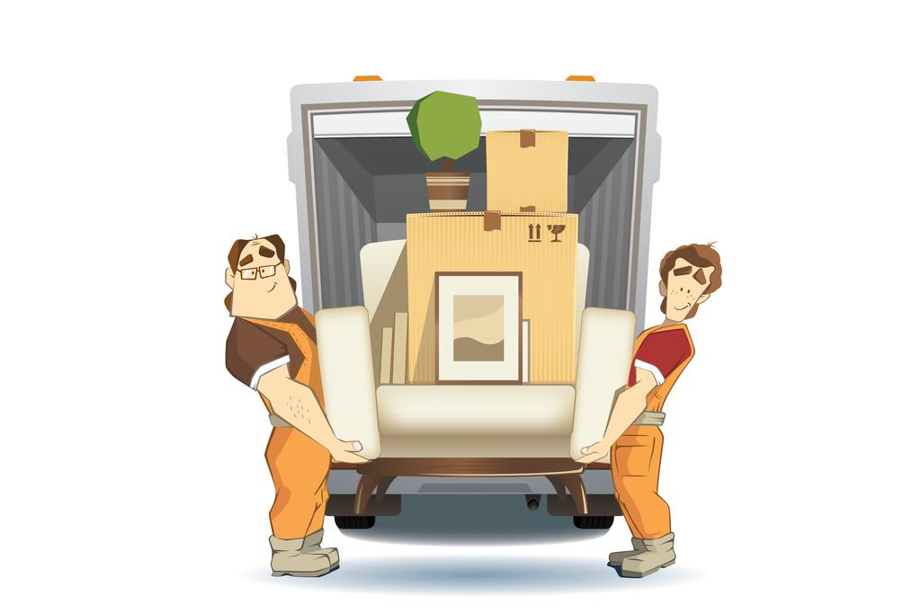 Moving Movers or Relocating