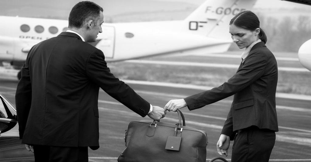 A chauffeur s primary duty is the transportation of clients to (and from) their