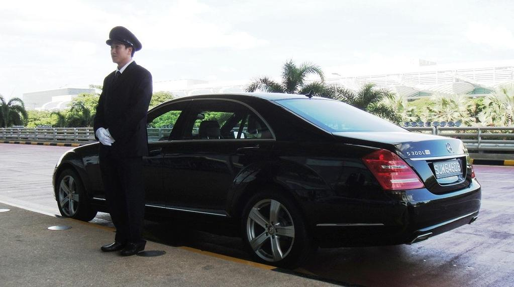 During the course of service, chauffeurs generally tend to various requirements of their