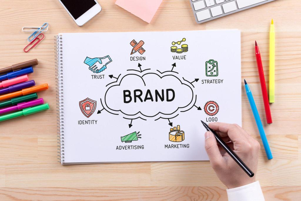 Brand managers work closely with advertising teams and design