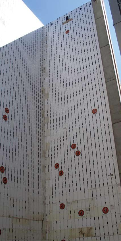 Commercial icf construction building tall walls heavy commercial award winners floor and - Intermediate floor casting ...