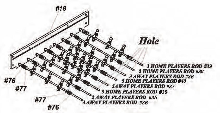 pool table assembly instructions pdf