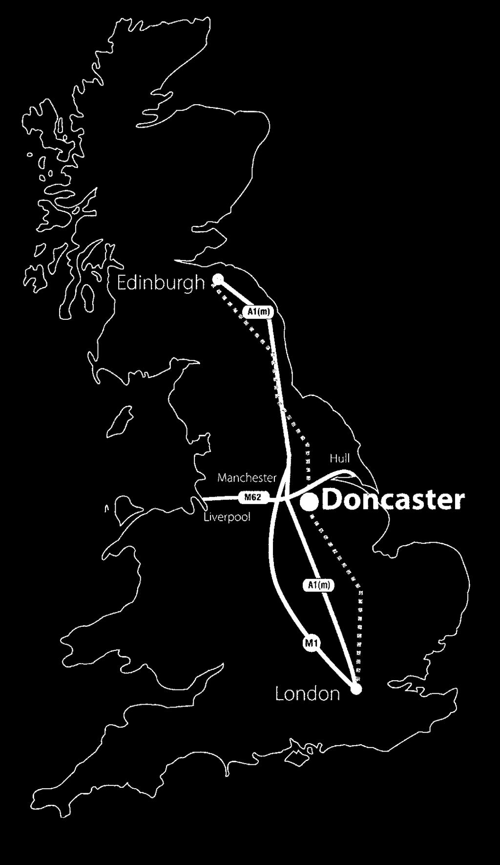 how to get to doncaster shopping centre by bus