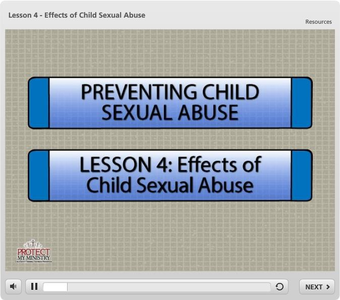 child sexual abuse effects Many long-term conditions stem from the effects of child abuse on the developing brain of a child learn a new perspective on how best to cope.