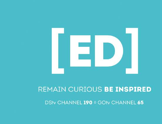 [ED] [ED] is a channel that seeks to inspire and engage young Africans, providing both motivation and support via our content.