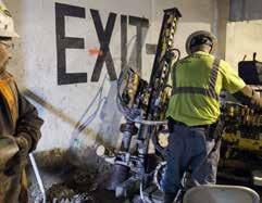 Underpinning/Arresting Structural Settlement Micropiles can remediate settling foundations or increase the capacity of existing