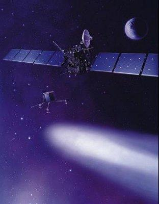 Missions to Comets Roseha is a European spacecrag that was launched in 2004.