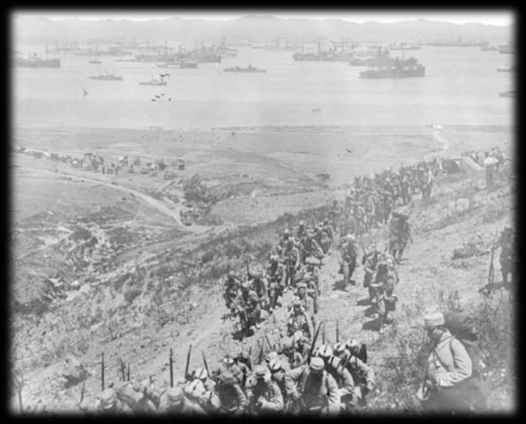 why was gallipoli a failure Read story gallipoli and the anzacs (essay) by s-jayne (stacey l) with 4,205 reads world, gallipoli,  gallipoli was altogether a failure,.