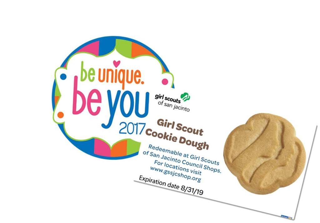 2017 Cookie Program Family Guide - PDF on