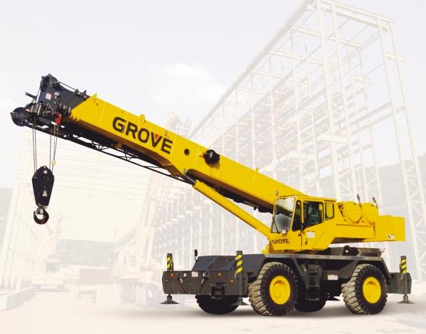 ROUGH TERRAIN HYDRAULIC CRANE - PDF