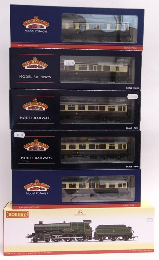 Shrink-Proof Hard-Working A Selection Of 00 Gauge Wagons Unboxed Oo Gauge