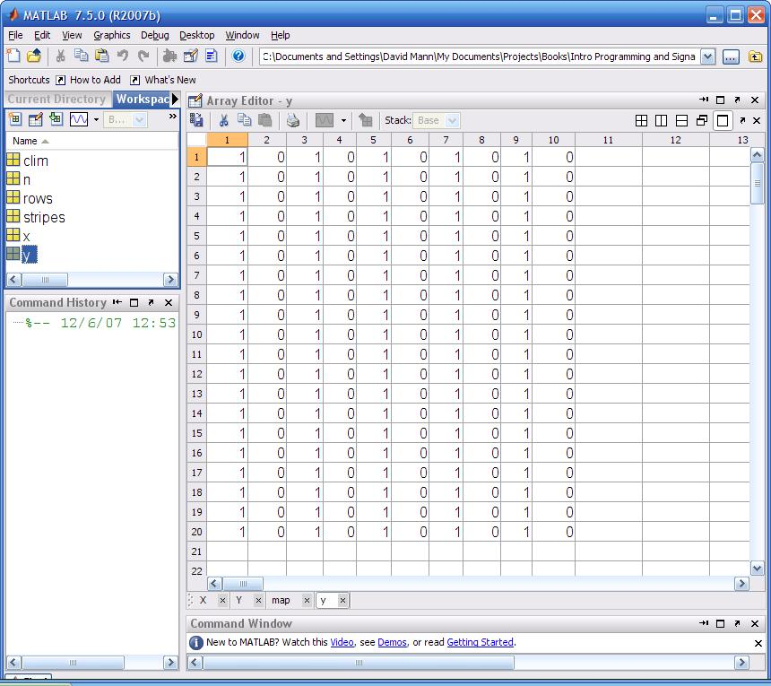 MATLAB SIMPLIFIED  Practical Programming and Signal