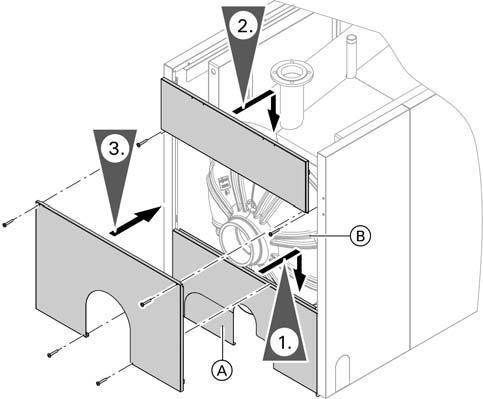 Installation Instructions For Use By Heating Contractor Vitocrossal