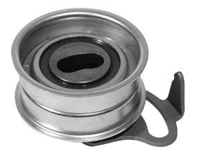 ACDelco T41225 Professional Manual Timing Belt Tensioner and Pulley Assembly