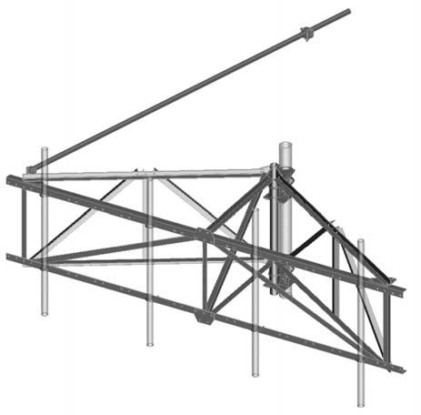 Antenna Support Structures