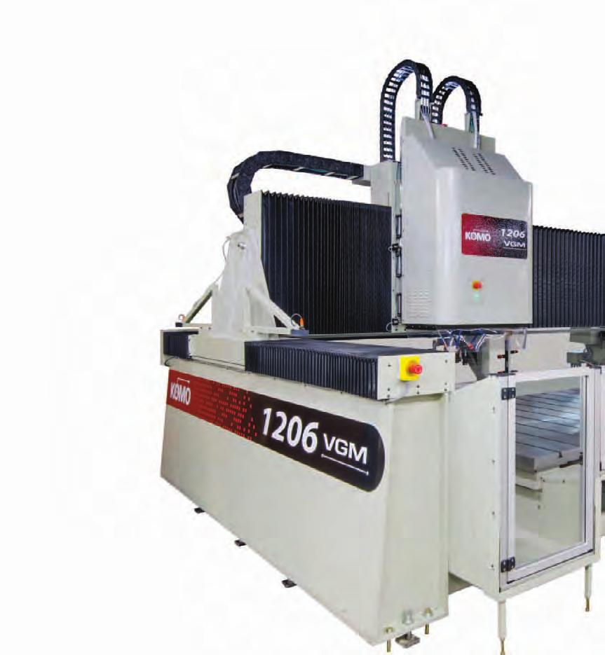 Product Guide Cnc Routers And Machining Centers Unprecedented Friendly Pcb V Cut Machine 4000mm Circuit Board Cutter For Sale Vgm Series The Of From Komo Inc Capable Cutting