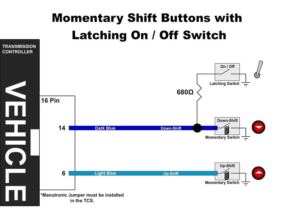 Installation and operation manual for the ford 6r80 transmission pdf momentary shift buttons with latching on off switch for this configuration you will need publicscrutiny Gallery