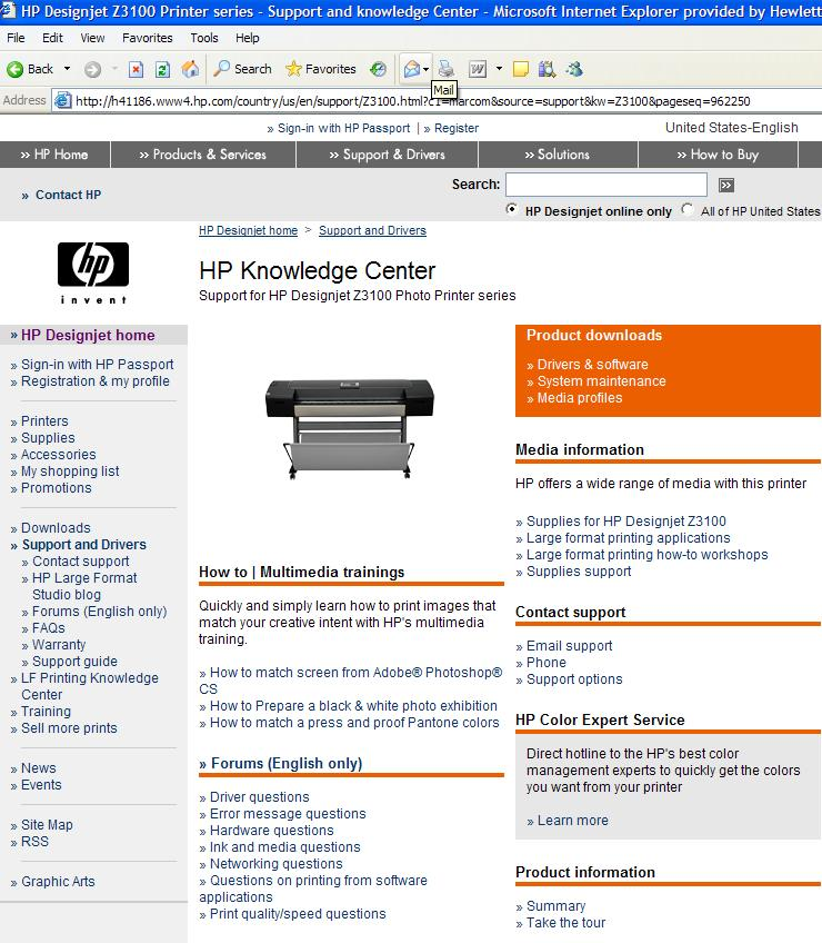 Technical Newsletter: Working with Non-HP Papers - PDF