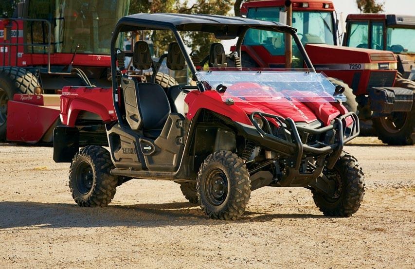 VIKING SxS AND GRIZZLY UTILITY ATV ACCESSORIES AND APPAREL - PDF