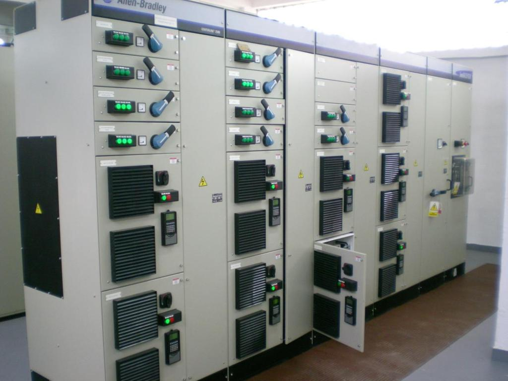 The Advantages Of Intelligent Iec Motor Control Centers From Overload Relay Cep7 Diagram Neutral Wire 8 Typical Mcc What Do You Expect High Unit Density Fully Withdrawable Line