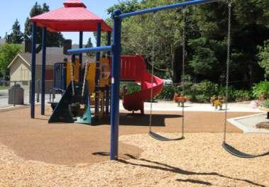 neighbourhood parks Includes parks of varied sizes and scales, and provides for the recreational needs of