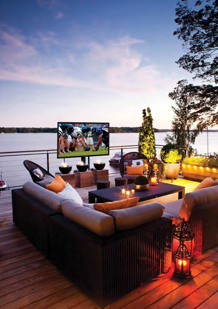 Signature Series The Best Selling Outdoor TVs in the World The SunBriteTV Signature Series outdoor TV is not only the first truly affordable weatherproof TV, it s the best selling outdoor TV in the