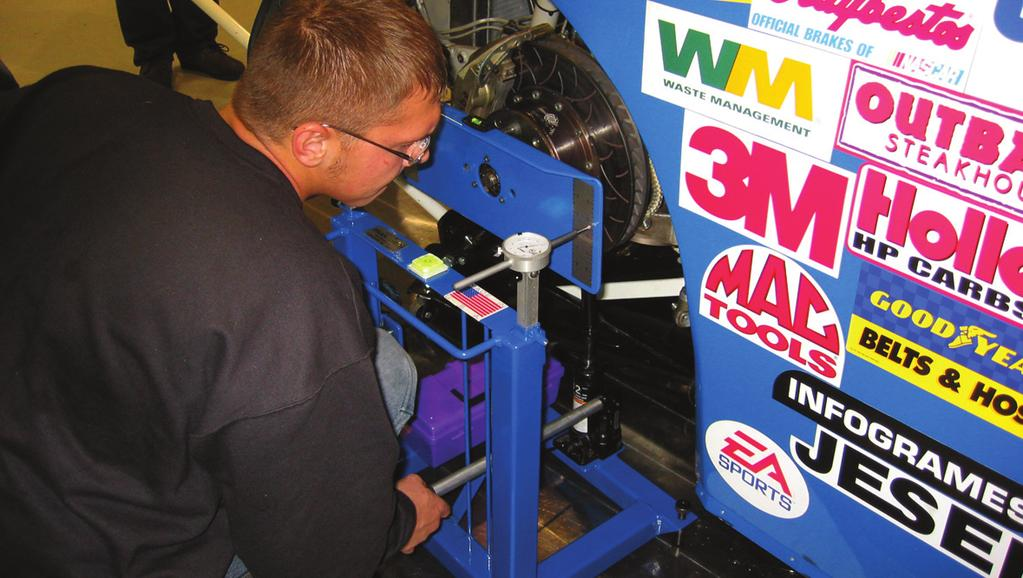 NASCAR TECH  This is NASCAR Country  Although TOURING THE