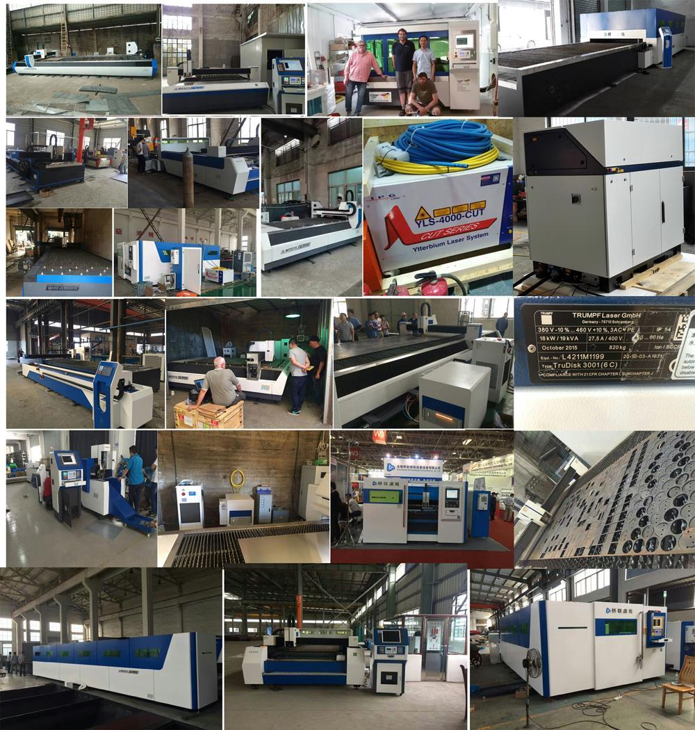 Jlma Trumpf4000w Laser Cutting Machine Pdf For Printed Circuit Boards With Inline Measuring 22 Installation Projects Your Reference