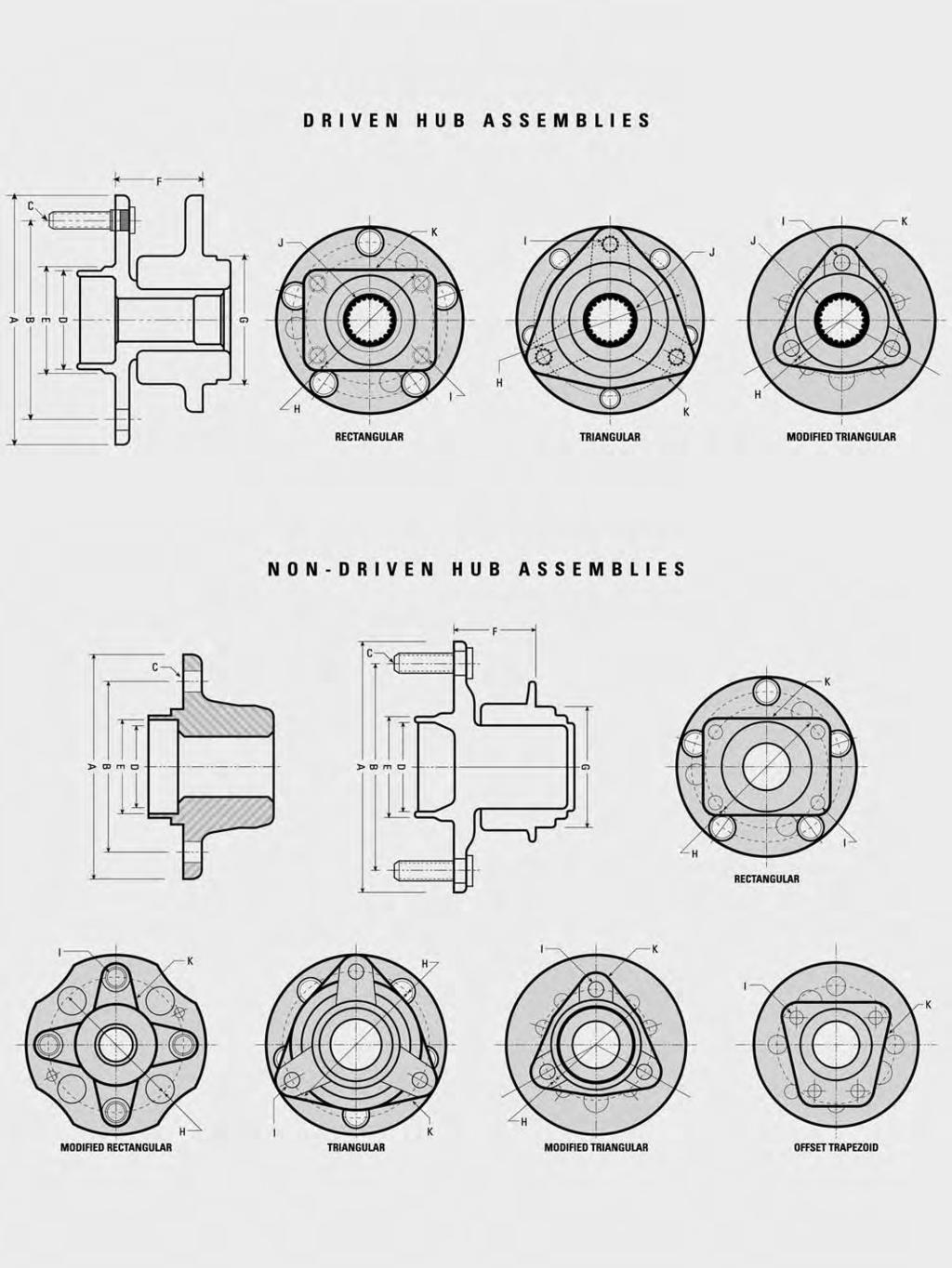 Bsg The Timken Company Pdf Hub Assembly Diagram 132 Diagrams 129