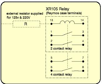 Reyrolle alpha electromechanical relays mr measuring relays tr are fitted with blowout magnets and are polarity asfbconference2016 Choice Image