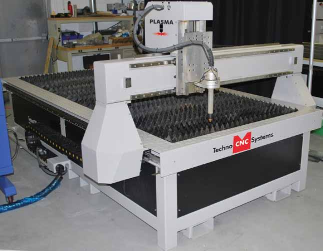 CNC Plasma Introducing Affordable Solutions To The Metal Cutting Processes  Techno Is Proud To Announce The