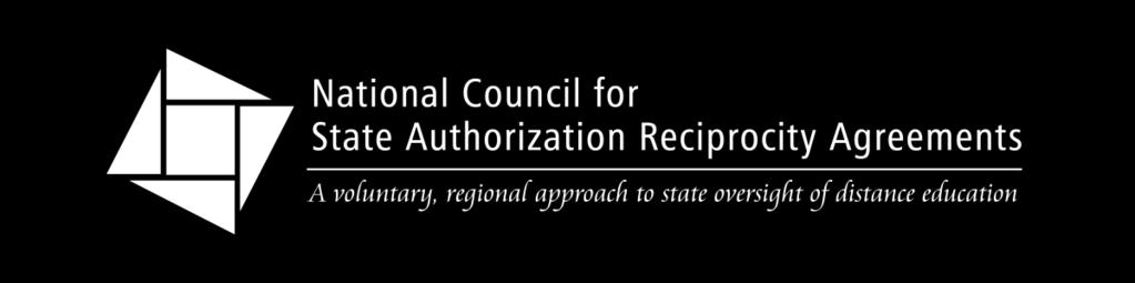 Sara Manual State Authorization Reciprocity Agreements Policy And