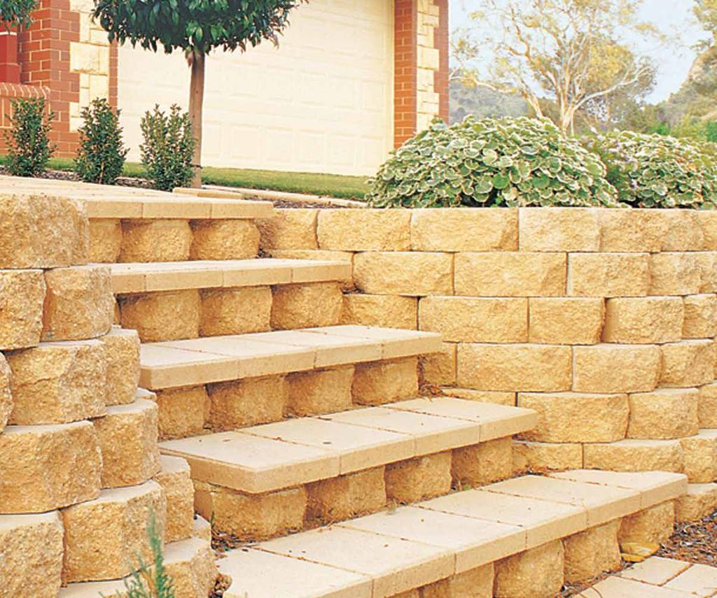RETAINING WALLS & PAVERS - PDF