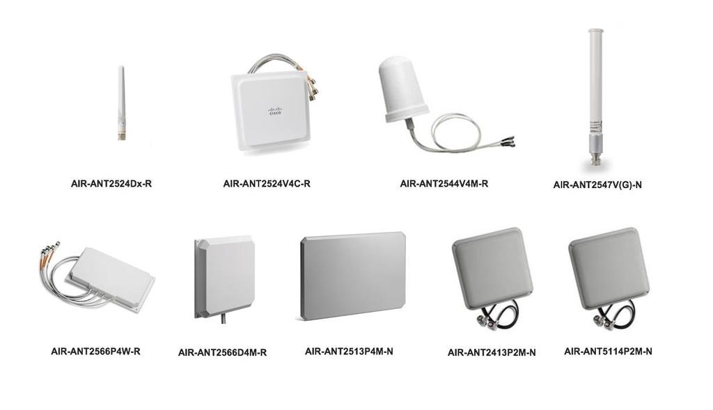 Cisco Industrial Wireless 3700 Series Access Points - PDF