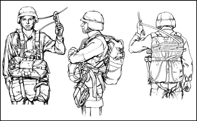 Static Line Parachuting Techniques And Training