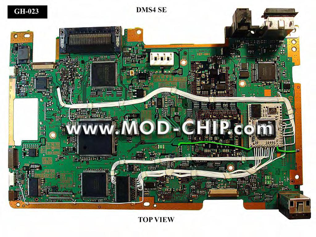 HOW TO INSTALL YOUR DMS4 SE Lite/Pro MOD CHIP For PS2 s - PDF
