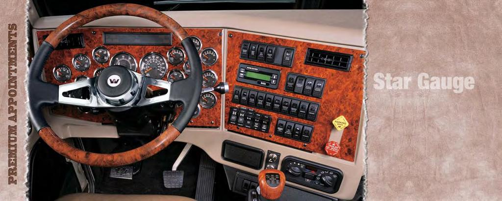 You Ve Worked A Lot Of Hours To Earn Your Seat Inside The Western Star Cab