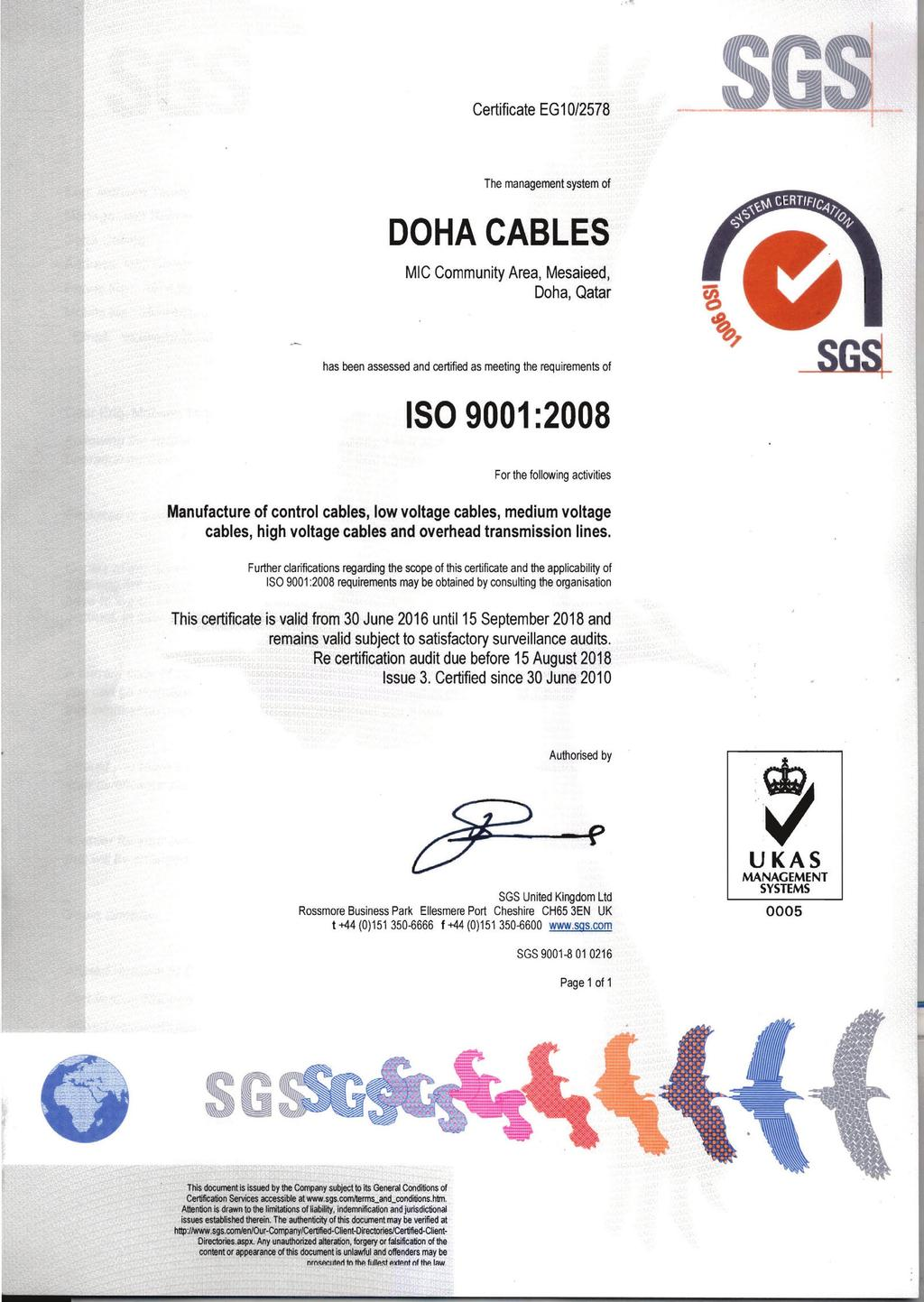 Elsewedy electric about us pdf sgs approval doha cables 31 keyboard keysfo Image collections